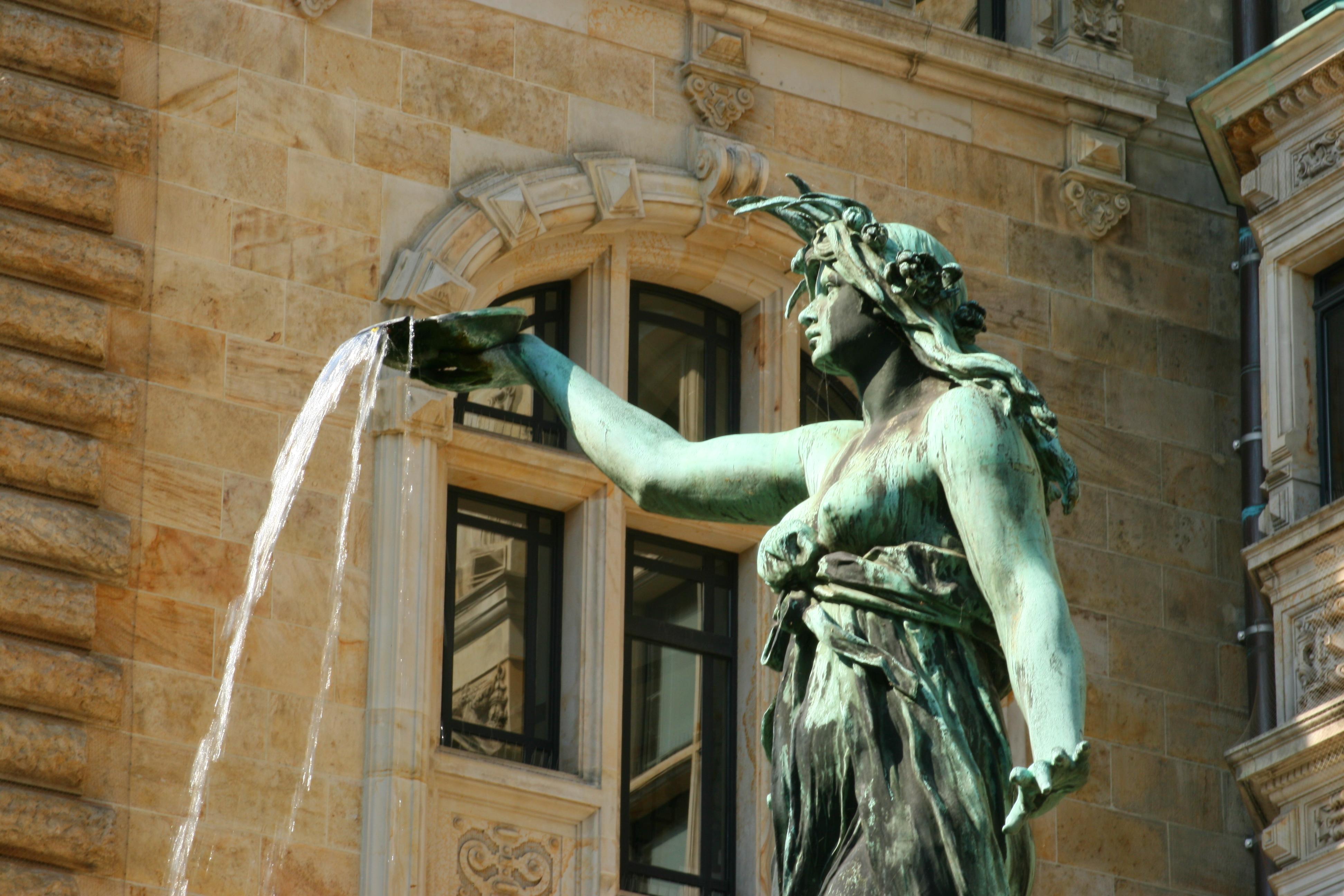 Der Hygieia-Brunnen