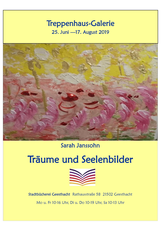 Ausstellung in der Sadtbücherei Geesthacht