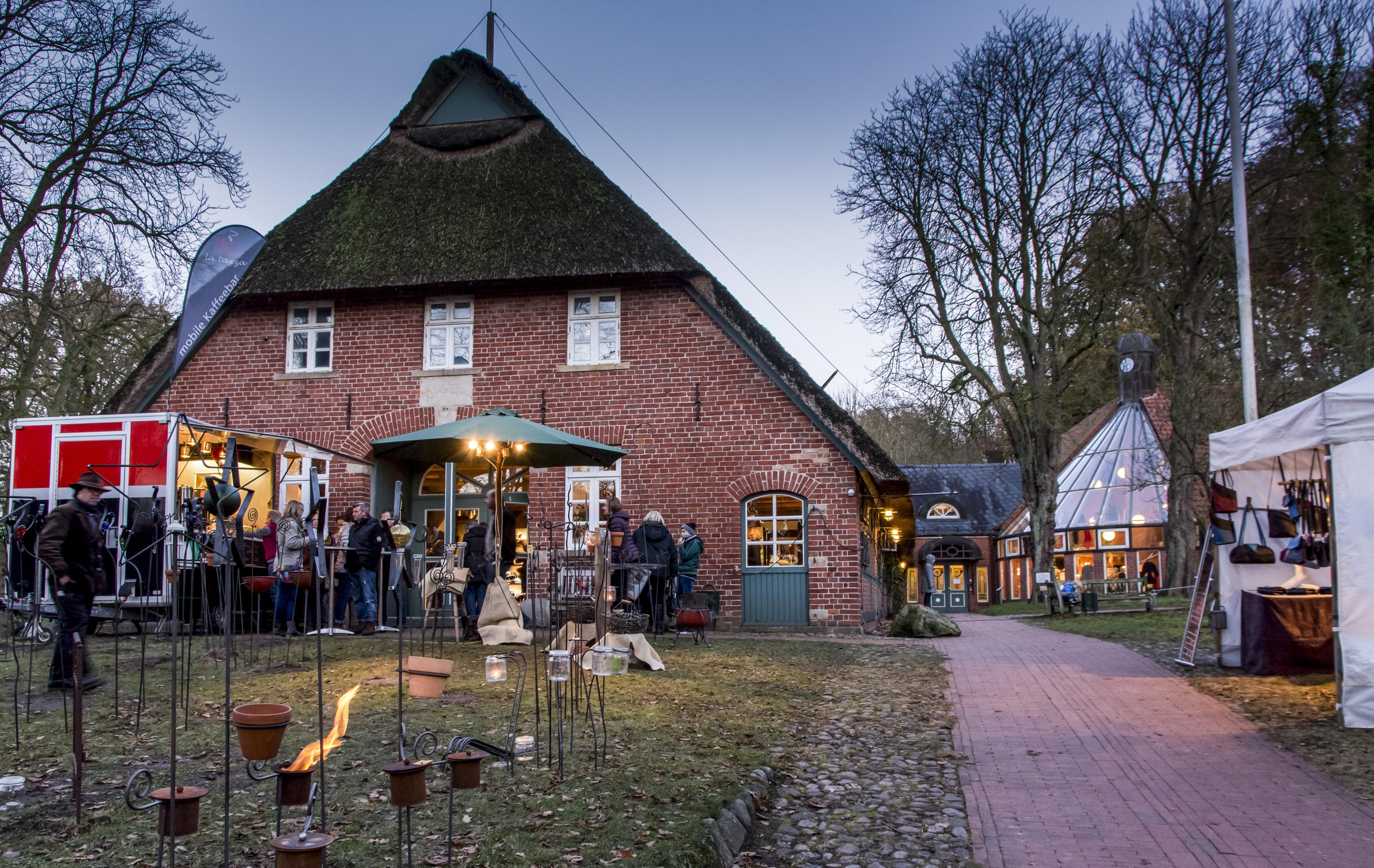 Kunsthandwerkermarkt Worpswede