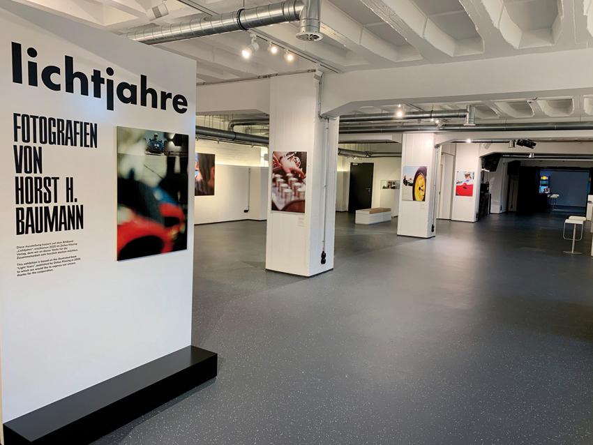 """Foto-Ausstellung """"Lichtjahre"""""""