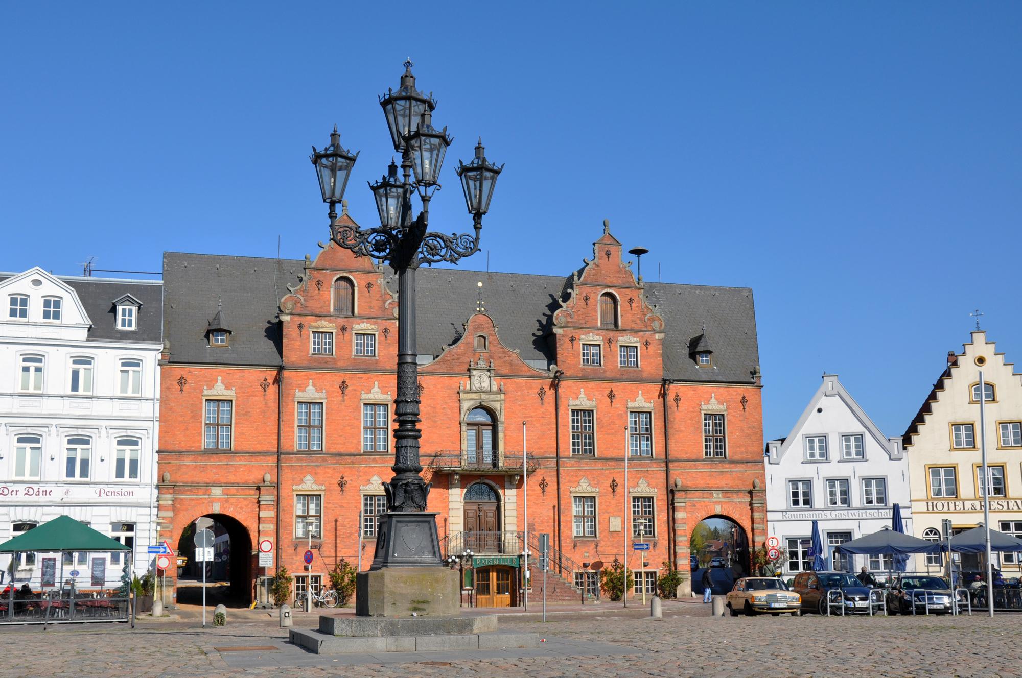 Markt Rathaus