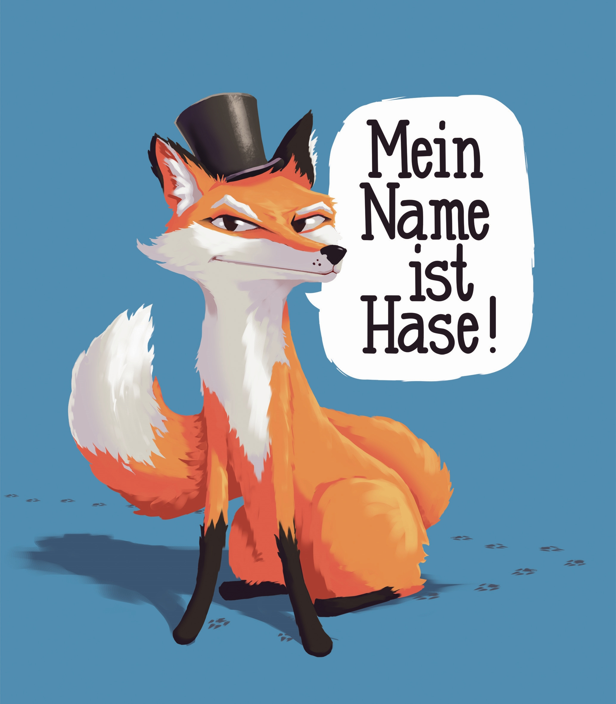 Mein Name ist Hase