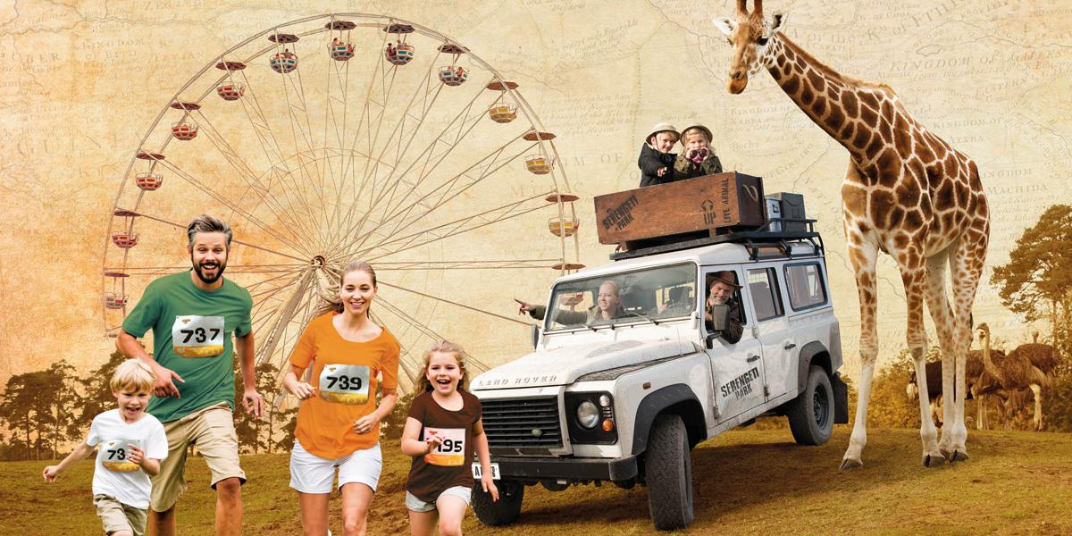 Serengeti Park Run