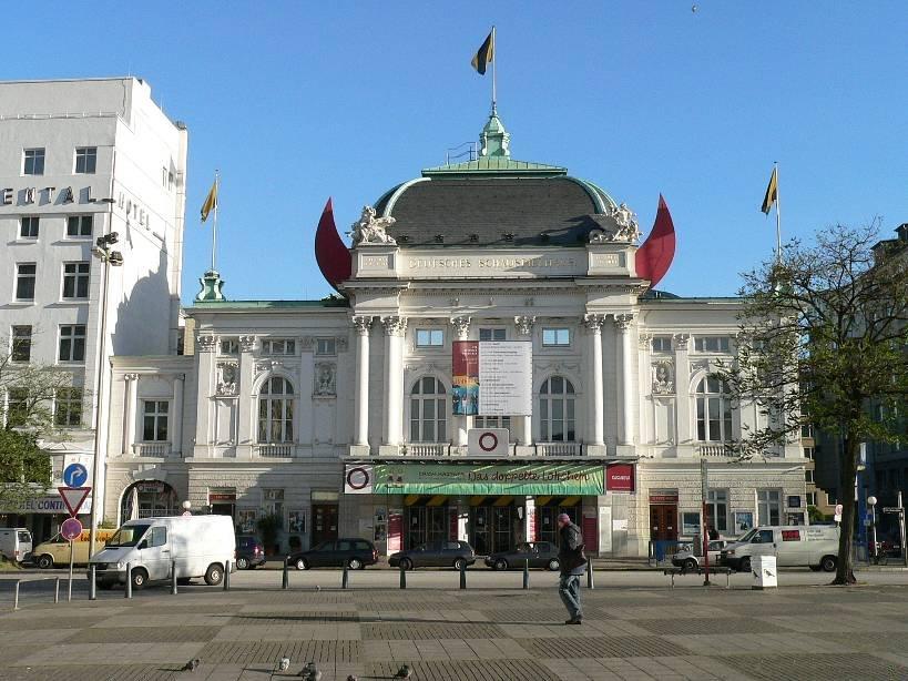 Schauspielhaus in St. Georg