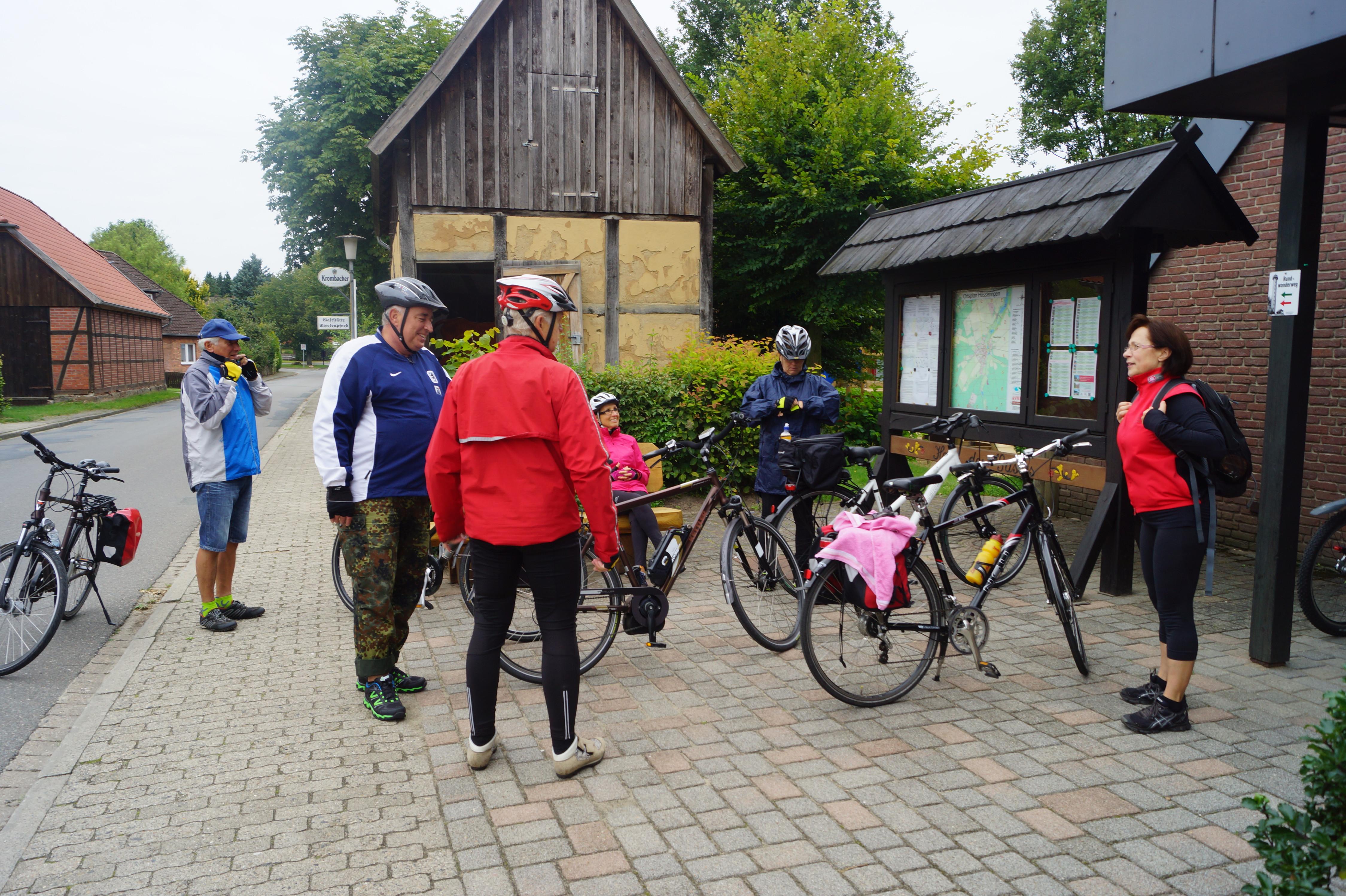 Geführte Radtouren im Suderburger Land