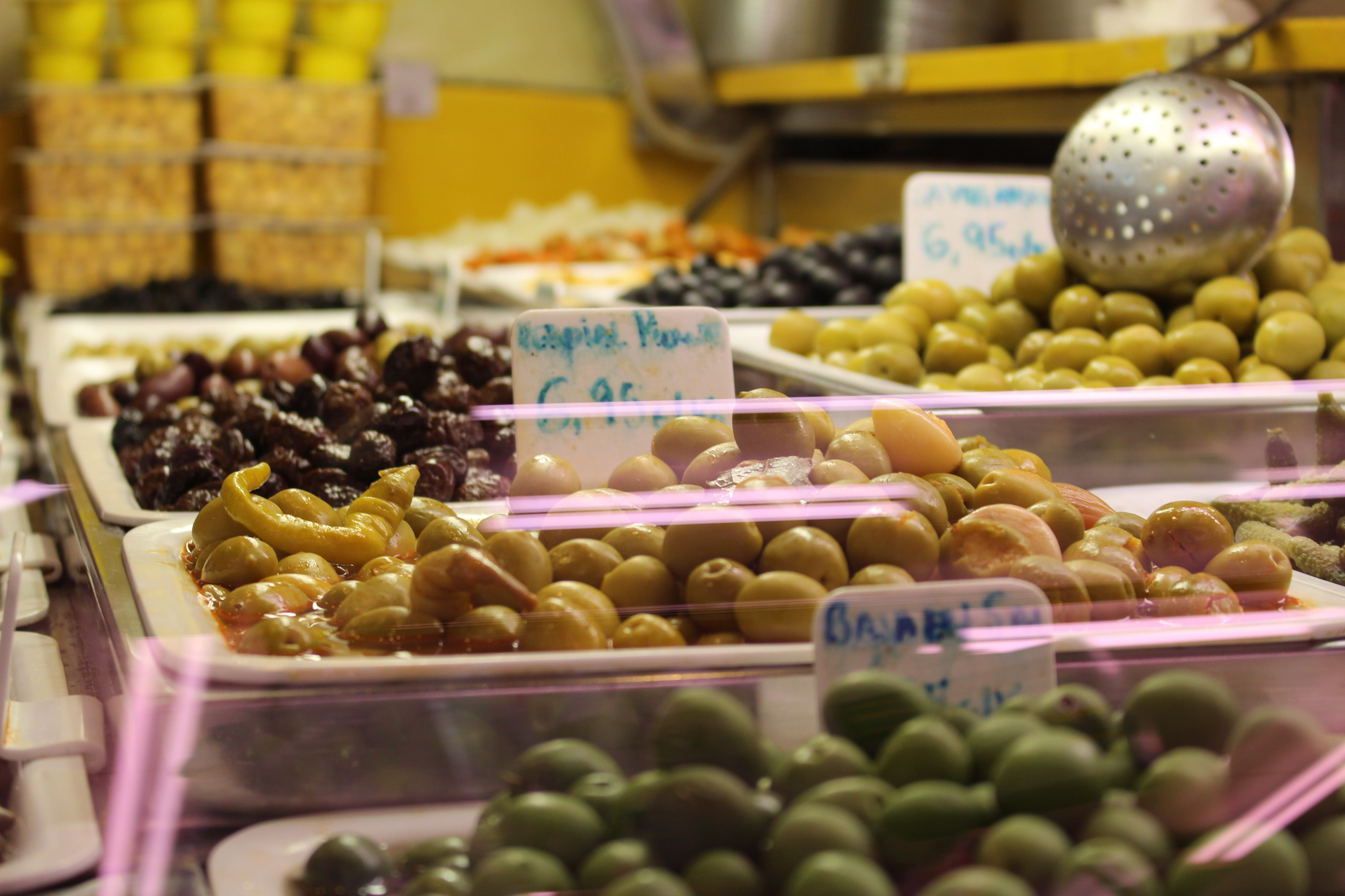 Wochenmarkt in Sasel